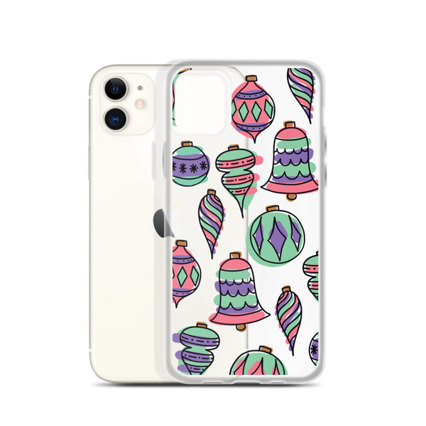 Festive Ornaments | iPhone Case