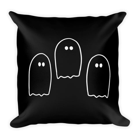 Halloween Ghosties | Throw Pillow