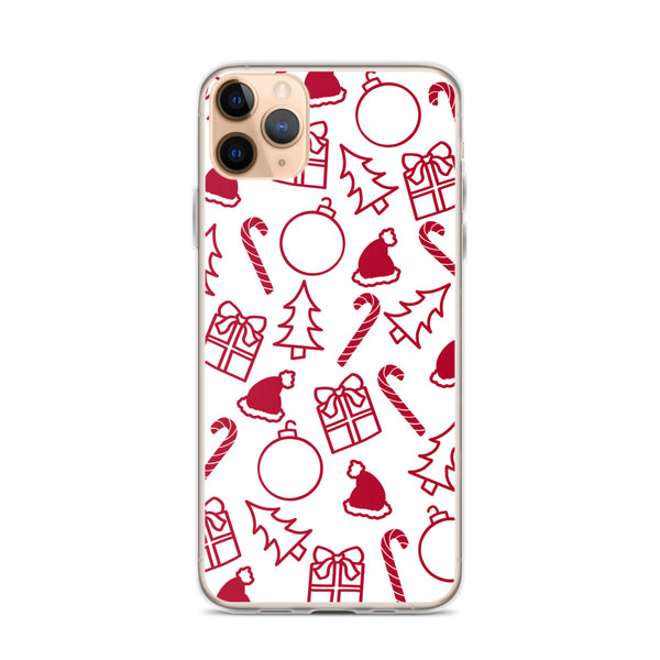 Holiday Christmas Pattern | iPhone Case