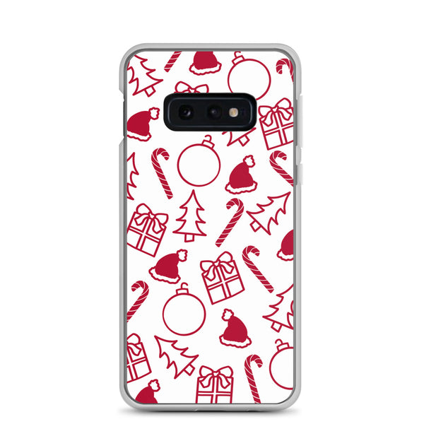 Holiday Christmas Pattern | Samsung Case