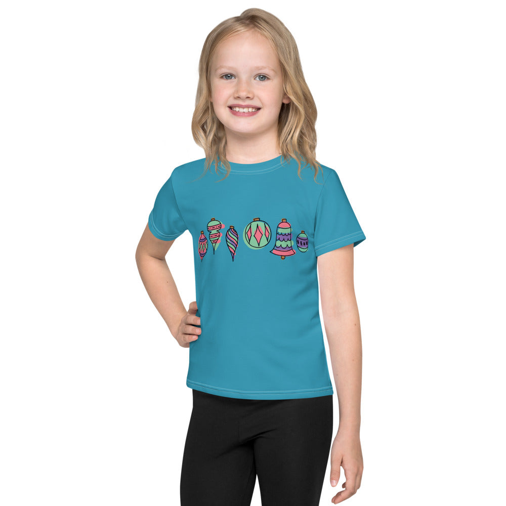 Festive Ornaments | Kids T-Shirt