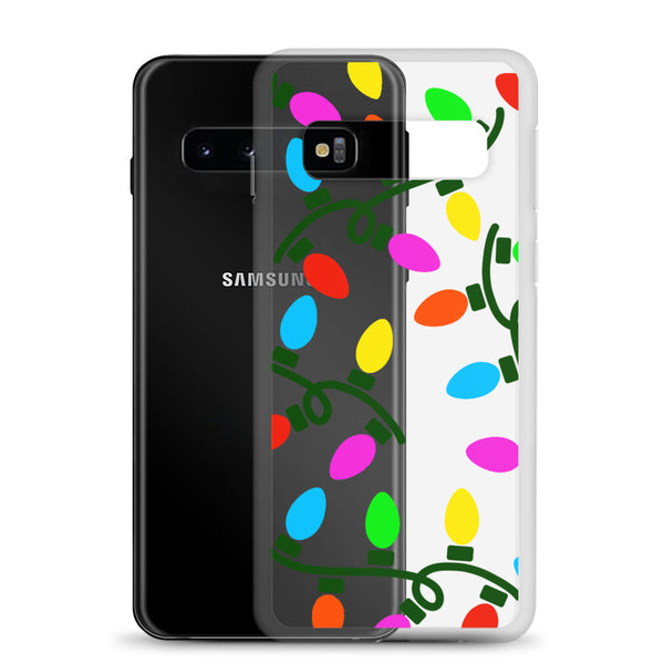 Holiday Lights | Samsung Case