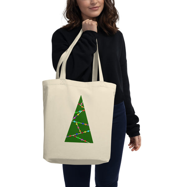 Minimalist Graphic Tree | Tote Bag