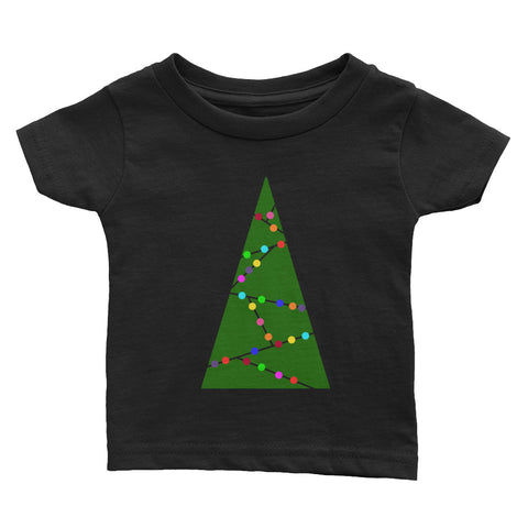 Minimalist Graphic Tree | Infant Tee