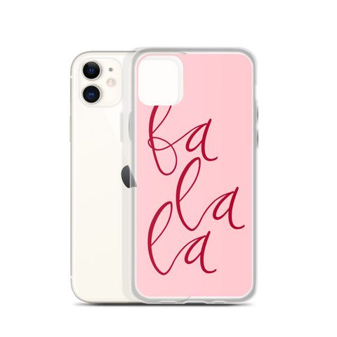 Fa La La | iPhone Case