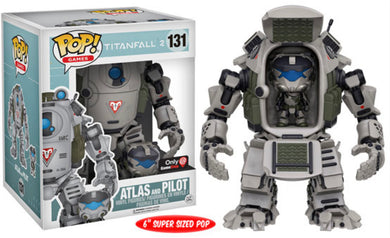 Atlas and Pilot 6