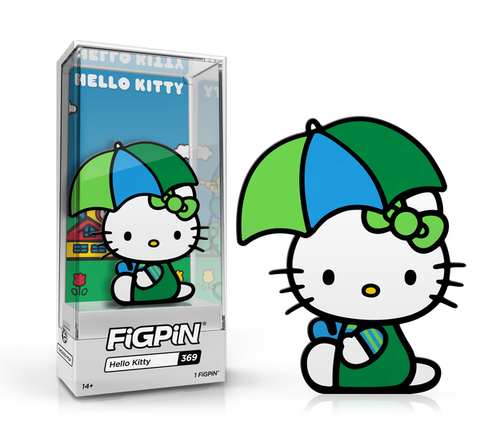 Hello Kitty 2020 ECCC Exclusive FigPin (#369)