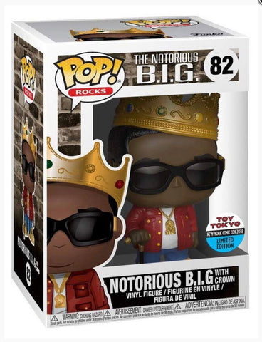 Notorious B.I.G Toy Tokyo Exclusive #82
