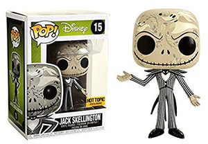 Jack Skellington Hot Topic Exclusive #15