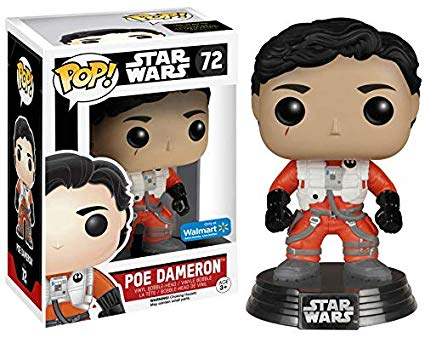 Poe Dameron Walmart Exclusive #72
