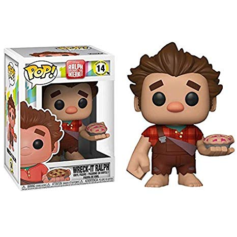 Wreck-It Ralph Hot Topic Exclusive #14