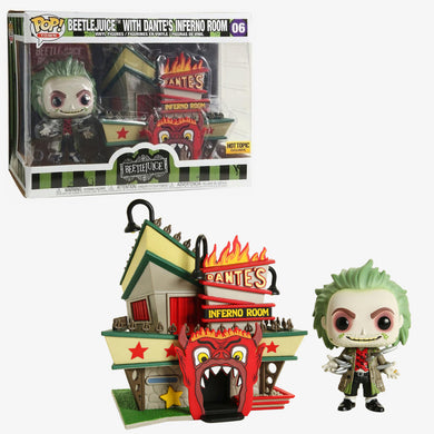 Beetlejuice with Dante's Inferno Room Hot Topic Exclusive #06