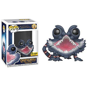 Chupacabra Hot Topic Exclusive #21