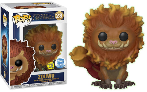 Zouwu(Glow in the Dark) Funko Exclusive #28