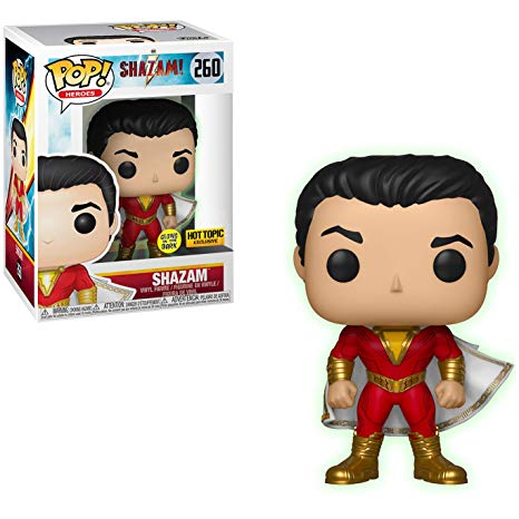 Shazam GITD Hot Topic Exclusive #260