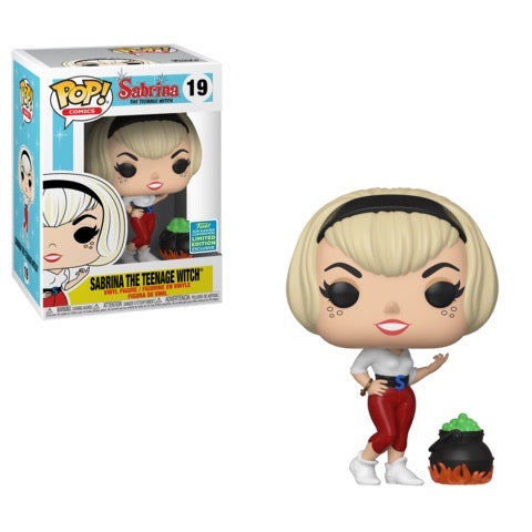 Sabrina The Teenage Witch Convention Exclusive #19