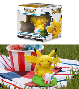 A day with Pikachu: Sparking up a Celebration