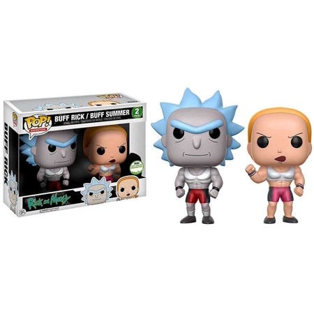 Buff Rick / Buff Summer Convention Exclusive