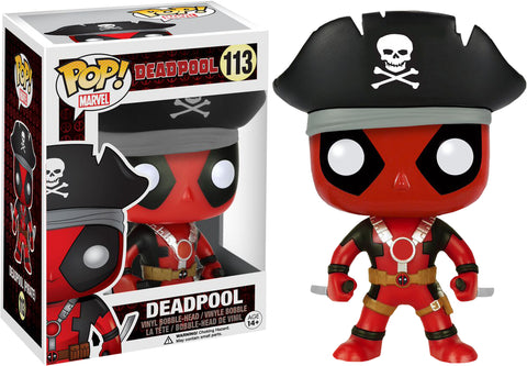 Deadpool (Pirate) HT Exclusive #113