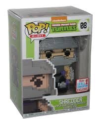 8-bit Shredder Convention Exclusive #08