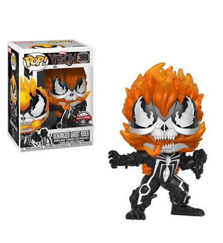 Venomized Ghost Rider Walmart Exclusive #369