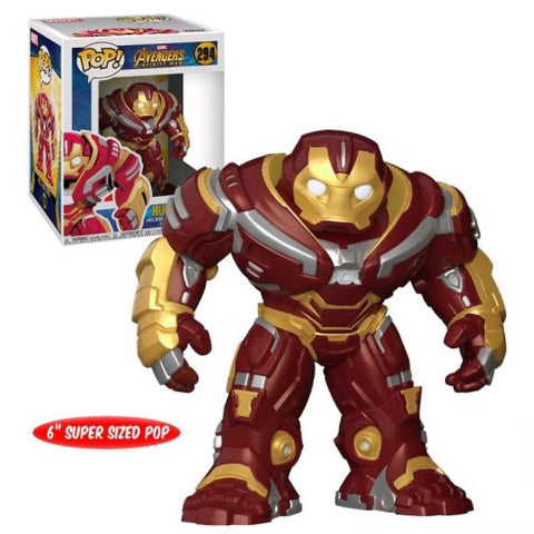 Hulkbuster 6' Super Sized Pop #294