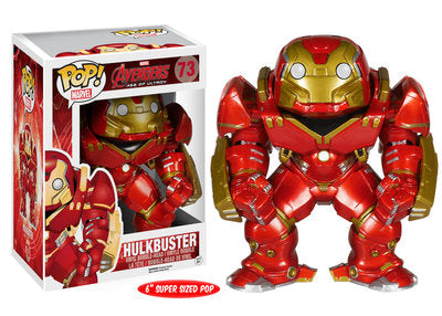 Hulkbuster Marvel Exclusive 6' Super Sized Pop #73