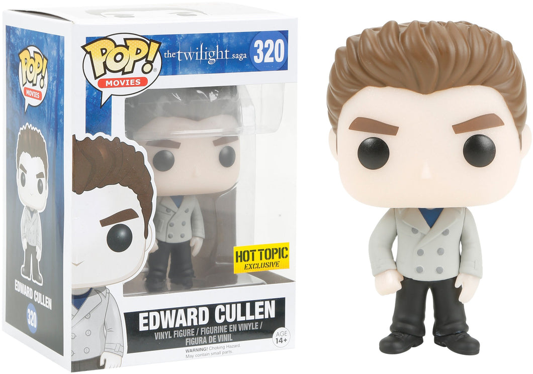 Edward Cullen Hot Topic Exclusive #320