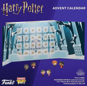 [PRE-ORDER] HARRY POTTER ADVENT CALENDAR 2019