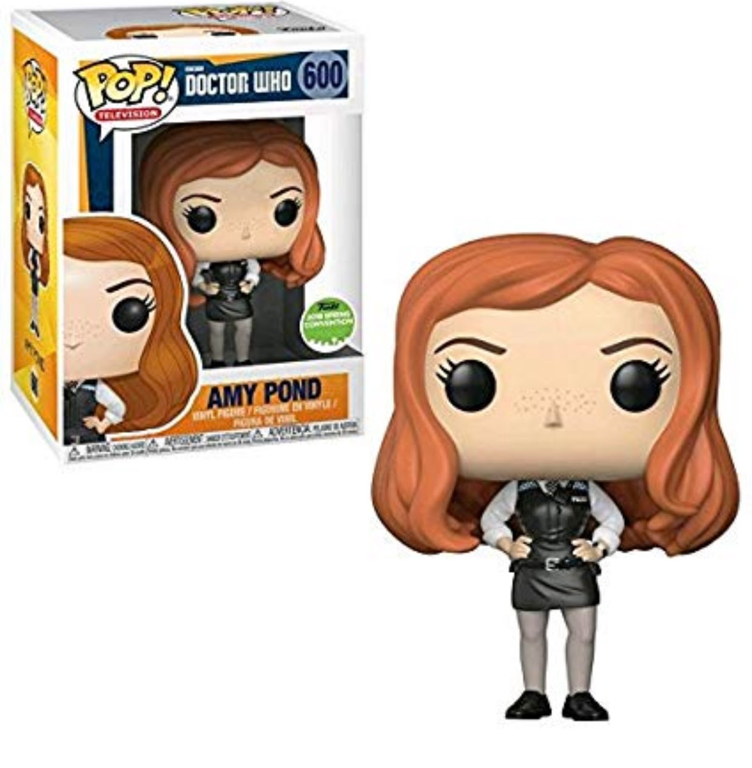 Amy Pond ECCC Exclusive #600
