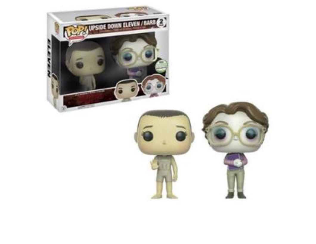 Upside down Eleven/Barb ECCC Exclsuive 2Pk [Not Mint]