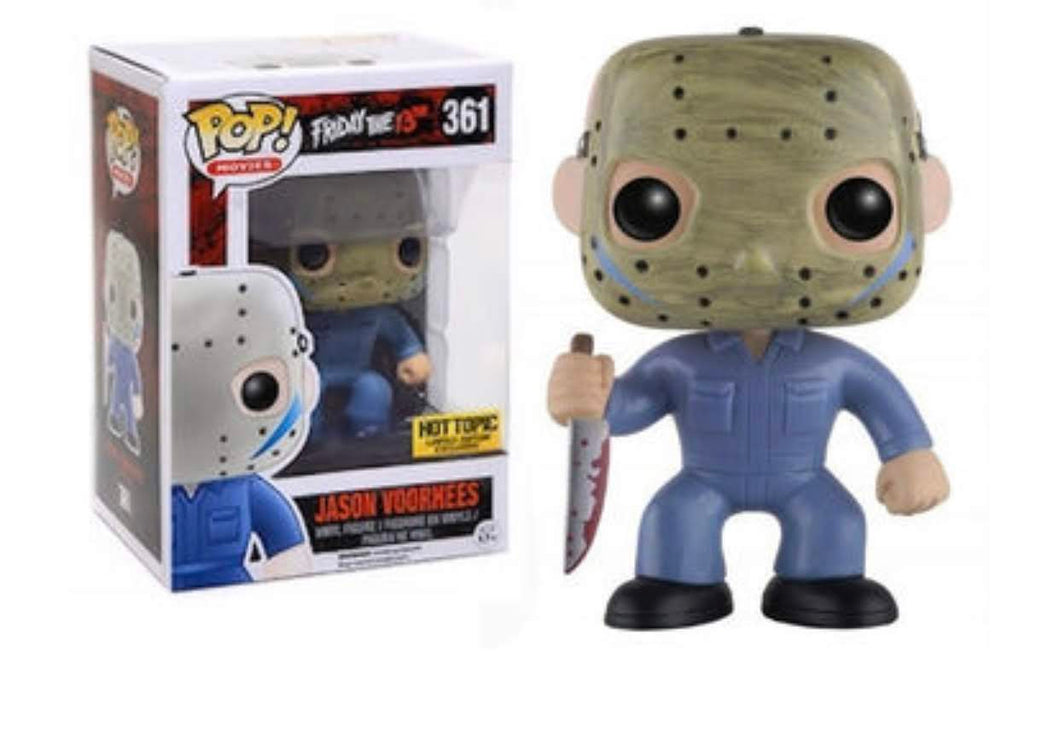 Jason Voorhees Hot Topic Exclusive #361