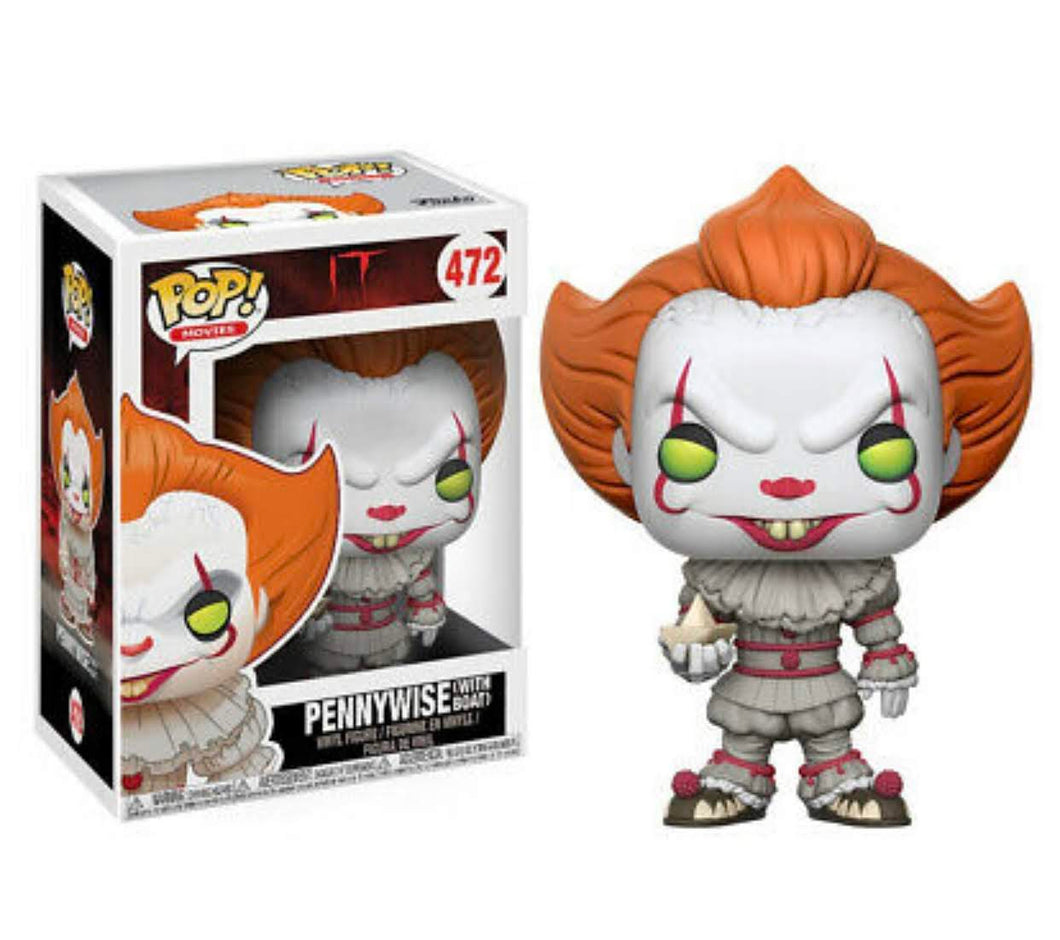 Pennywise with Boat #472