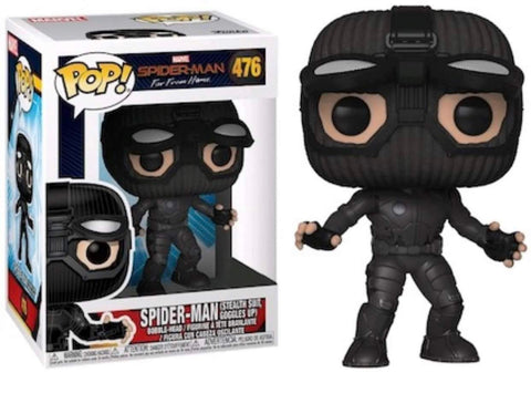 Spider-Man Steath Suit Target Exclusive #476