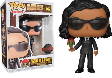 Agent M & Pawny Walmart Exclusive #742