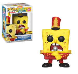 SpongeBob SquarePants Hot Topic Exclusive #561