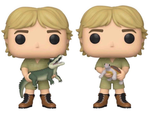[Pre-Order] Steve Irwin SET OF 2 WITH CHASE