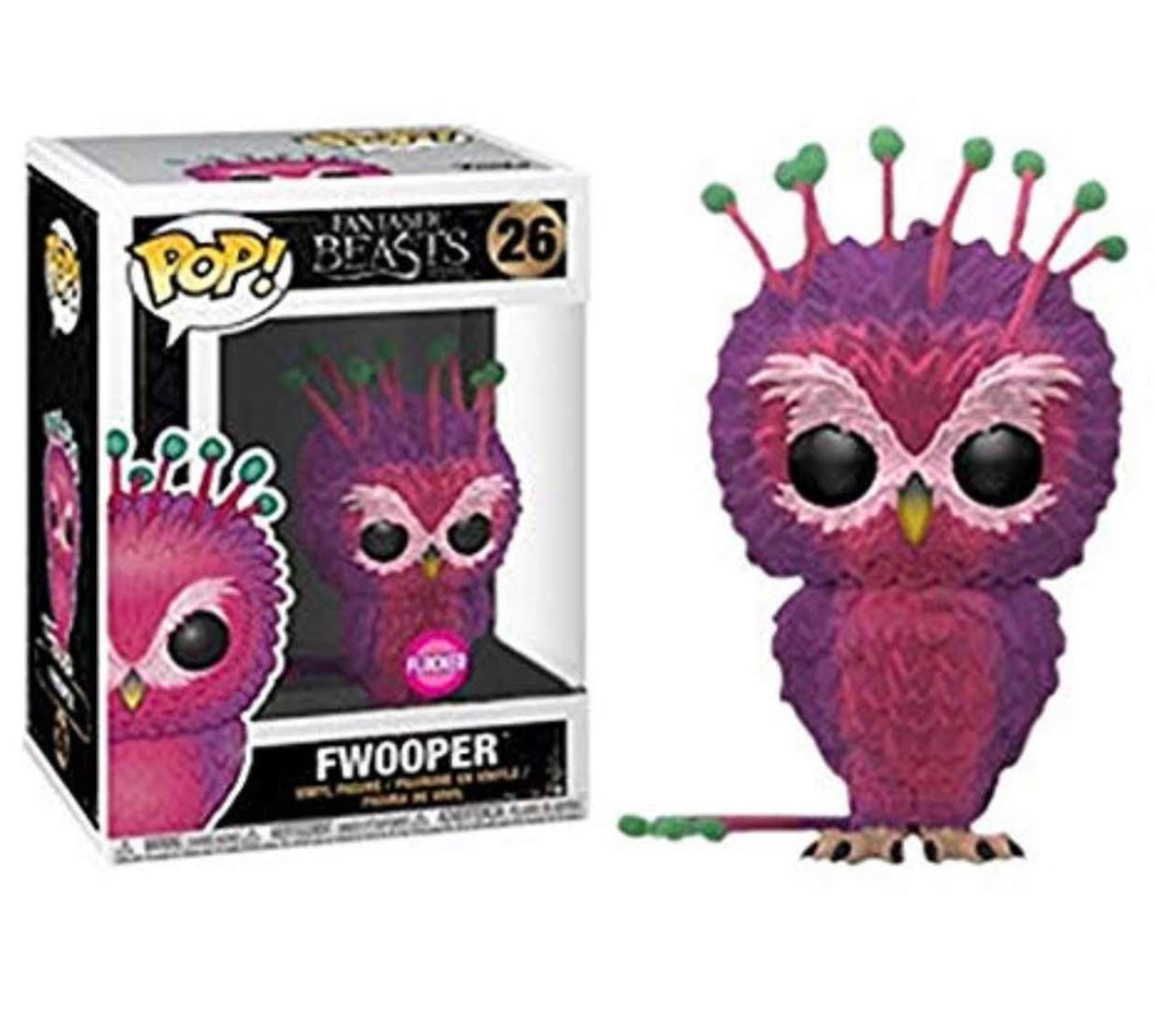 Fwooper Flocked Kohl's Exclusive #26