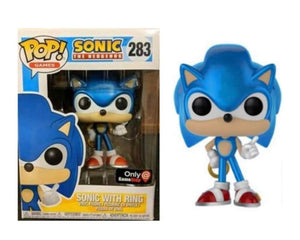 Sonic with Ring Game Stop Exclusive #283