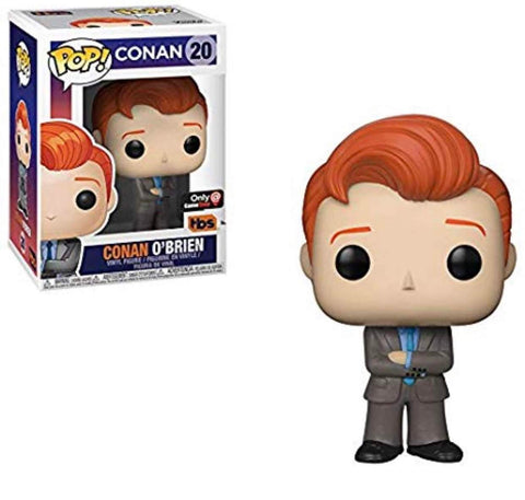 Conan O'Brien Game Stop Exclusive #20