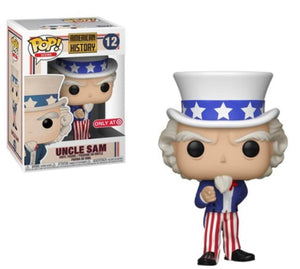 Uncle Sam #12