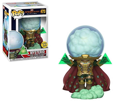 Mysterio (Glow in the Dark) Walmart Exclusive #473
