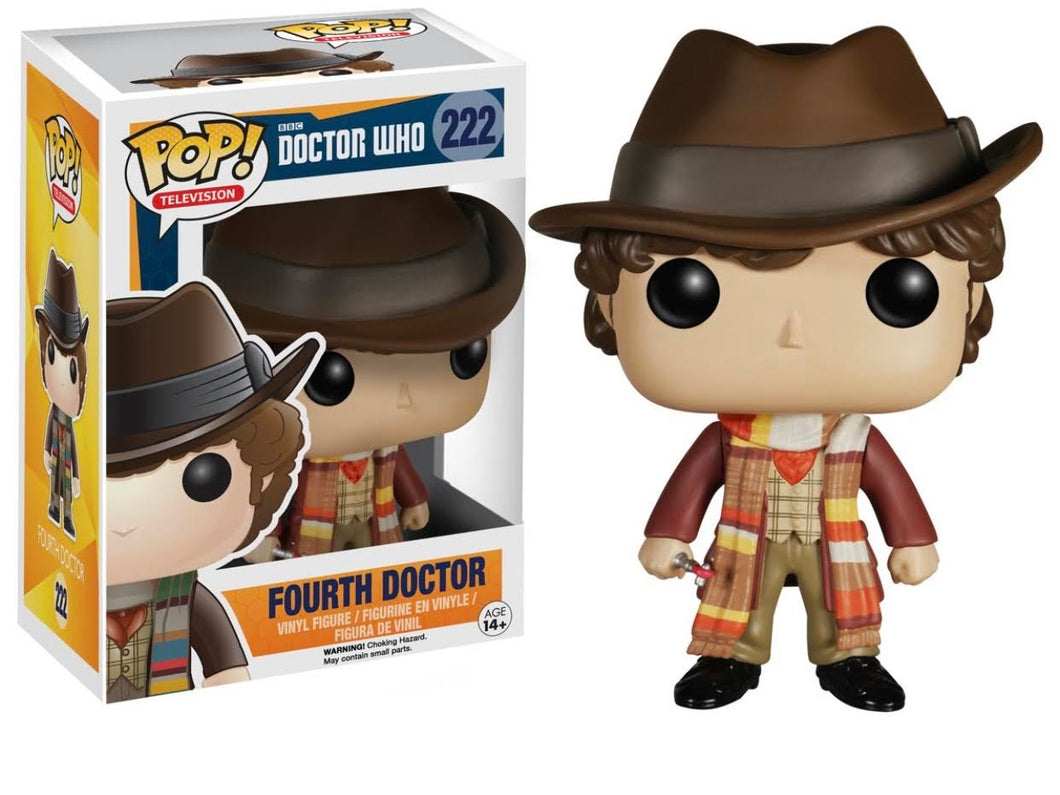 FOURTH DOCTOR #222