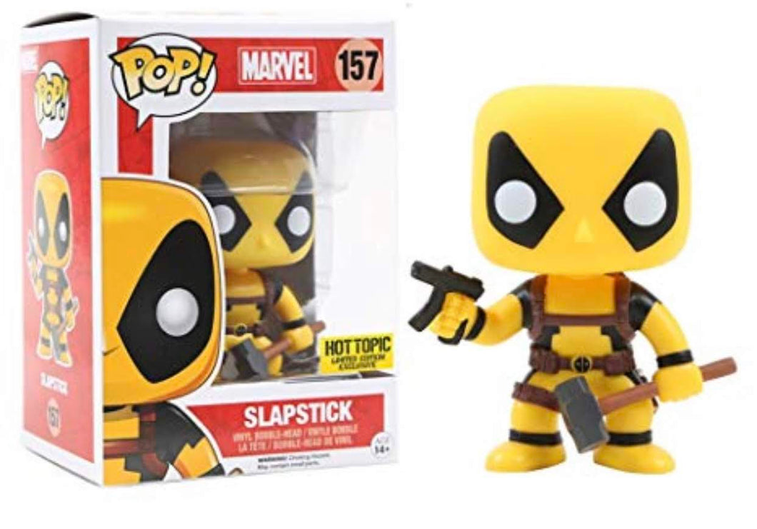Slapstick Hot Topic Exclusive #157