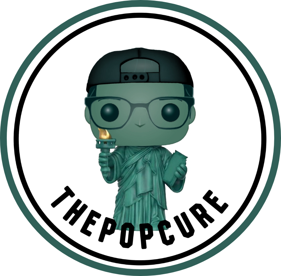 The Pop Cure NYCC EXCLUSIVE Enamel Pins