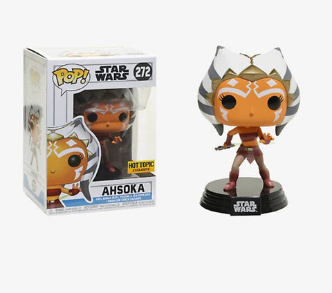 Ahsoka Hot Topic Exclusive #272 DAMAGED