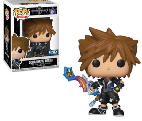 Sora (Drive Form) Best Buy Exclusive #491