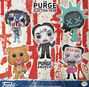 [PRE-ORDER] The Purge Election Year Complete Set of 5