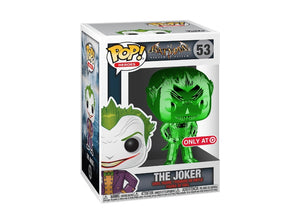 The Joker Green Chrome NYCC Debut Target Exclusive