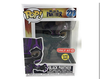 Black Panther Glow-in-the-Dark Target Exclusive #273